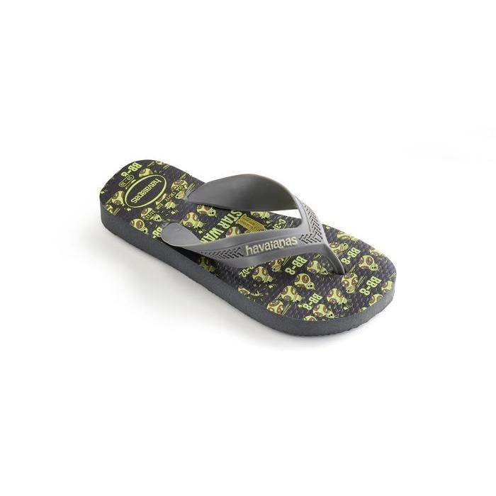 397a72248ac ITPMalls » havaianas 哈瓦仕  KIDS MAX STAR WARS - 星際大戰童鞋款